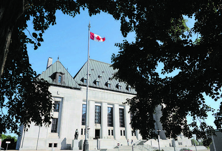 The Supreme Court's ruling will have implications for future war crimes cases. Photograph by: Sean Kilpatrick, The Canadian Press Files , Postmedia News