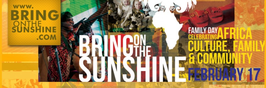 Bring on the sunshine